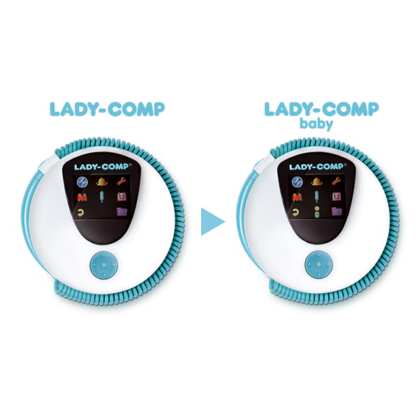 LADY-COMP upgrade